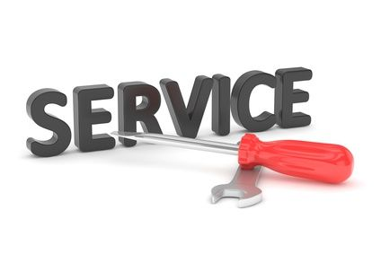 Viele Dienstleistungen + bester Service